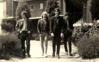 Faraoni 1968 (foto: arhiv skupine)