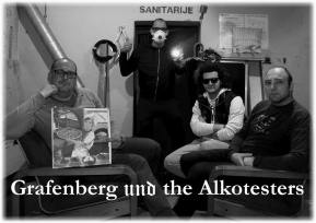 Grafenberg und the Alkotesters 2019 (Foto: Arhiv skupine))