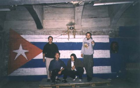 No Limits 1999 (foto: arhiv skupine)
