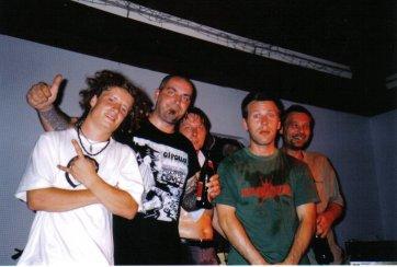 No Limits 2005 (foto: arhiv skupine)