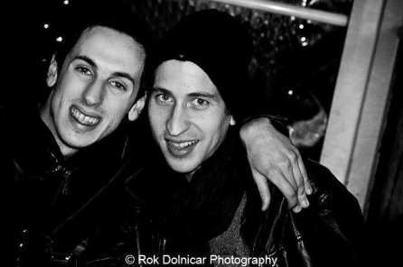 Goodwill Hunters @ Kanela Bar 6.12.2013 (foto: Rok Dolničar)