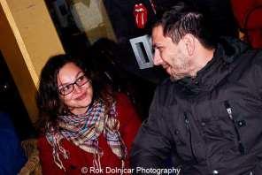 Marko Brecelj @ Kanela Bar 30.11.2013 (foto: Rok Dolničar)
