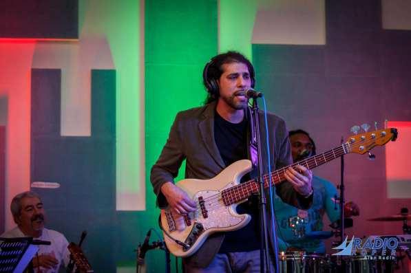 Vivaracha@Radio Live (foto: Alan Radin)