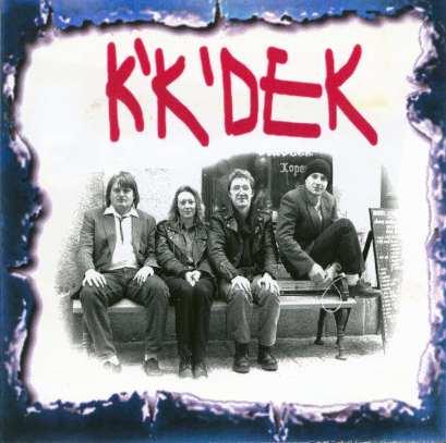 K'K'Dek - album 8. Marec (foto: arhiv skupine)