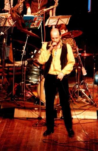 Vlado Kreslin & Hišni band (foto: Robert Vatovec)