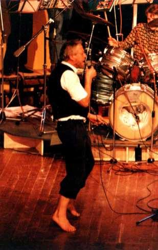 Ivan Volarič Feo & Hišni band (foto: Robert Vatovec)
