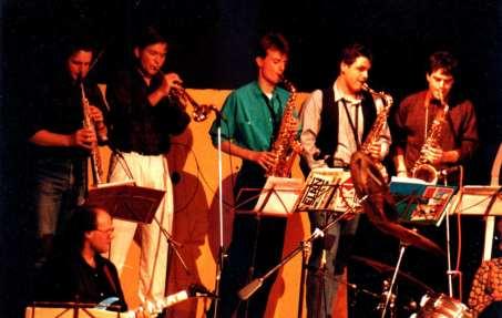 Hišni band (foto: Robert Vatovec)