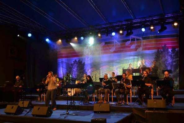 Robert Vatovec Big Band (foto: arhiv skupine)