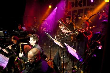 Špicikuc Orchestra (foto: Arhiv skupine)
