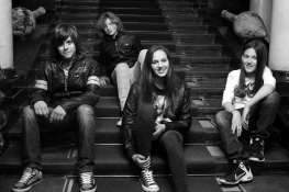 Teenagers (foto: arhiv skupine)