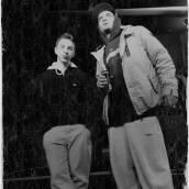 Drill & Burke (foto: arhiv Burke)