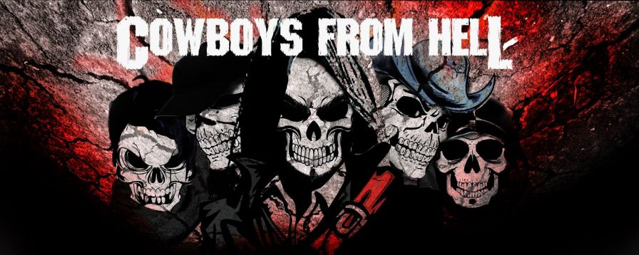 Cowboys From Hell (foto: arhiv skupine)