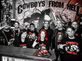 Cowboys From Hell (foto: arhiv skupine)