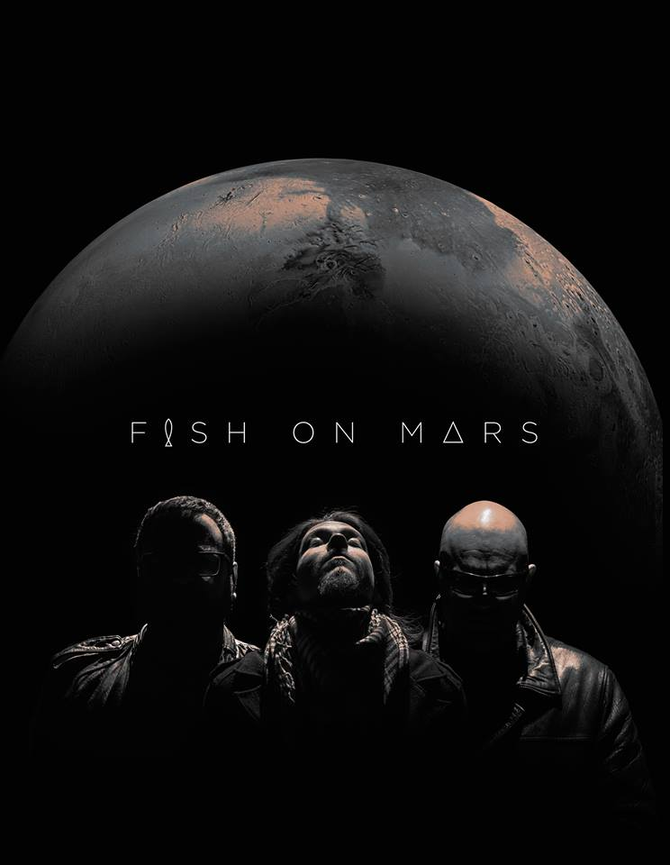 Fish On Mars (foto: Jaka Varmuž)