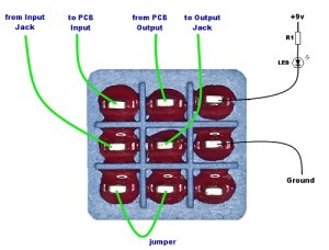 AMZFX Guitar Effects Blog » Blog Archive 3PDT Switch