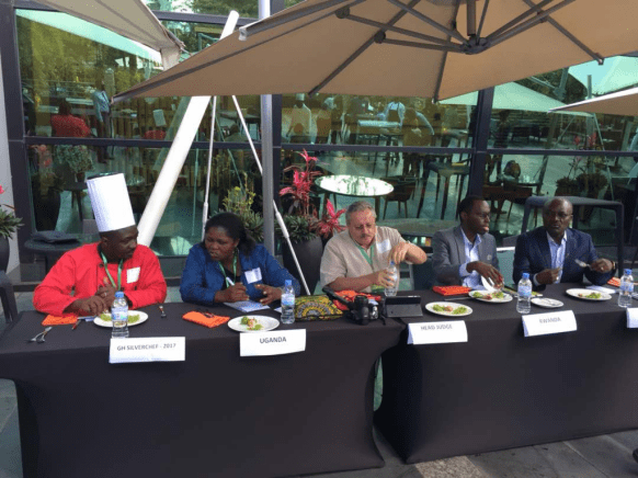 Gorilla Highlands Silverchef competition. Kigali Marriott 2018.png