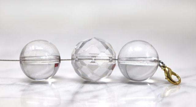 faire un bracelet de perle en verre