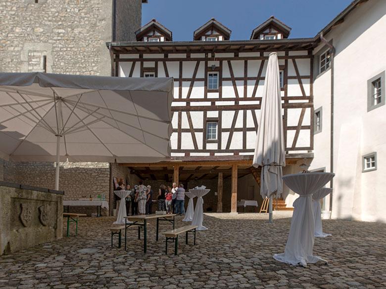 «Serenade im Schlosshof» 21. August 2016