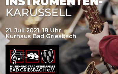 Instrumentenkarussell 2021
