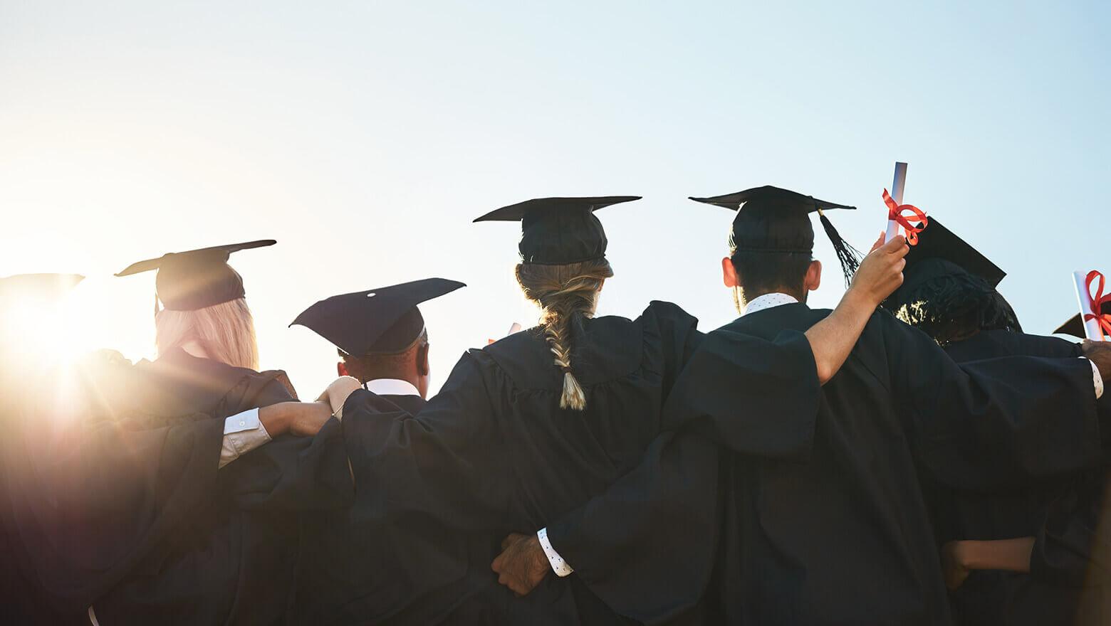 TCA's First Graduating Class