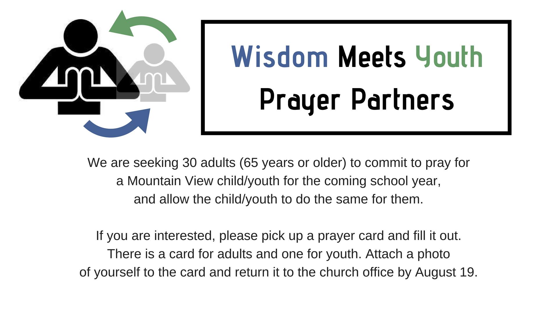 Prayer Partners Web