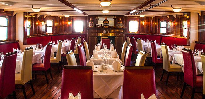 MV Cill Airne Quay 16 Restaurant