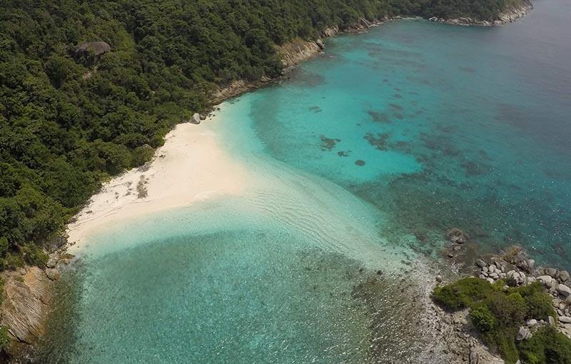 Phuket Diving Racha Noi Island MV Giamani