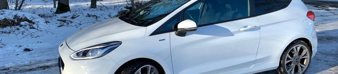 Ford Fiesta ST-Line MK8