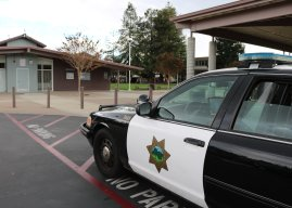Mountain View Police apprehends minor suspected of car theft