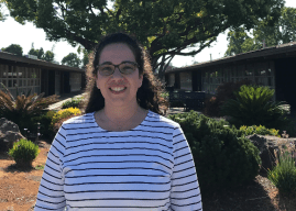 Introducing new assistant principal Daniella Quiñones