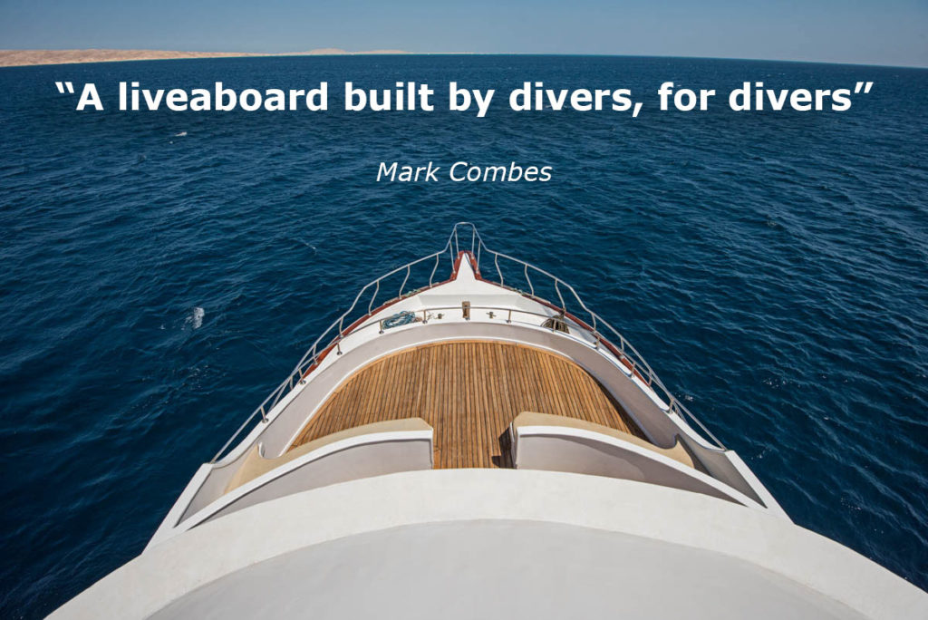 What Divers Say - Mark Combes