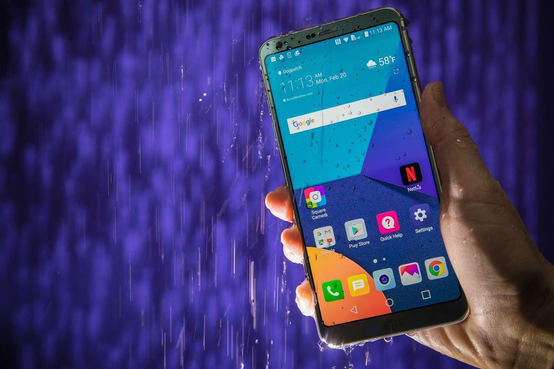 LG G6, así es la nueva bestia de los surcoreanos