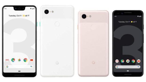 Google Pixel 3 precio y especificaciones