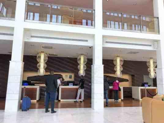 Kigali, Rwanda Hotels: Staying at Radisson Blu Hotel & Convention Centre