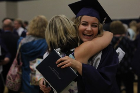 Graduation ceremony honors Class of 2017
