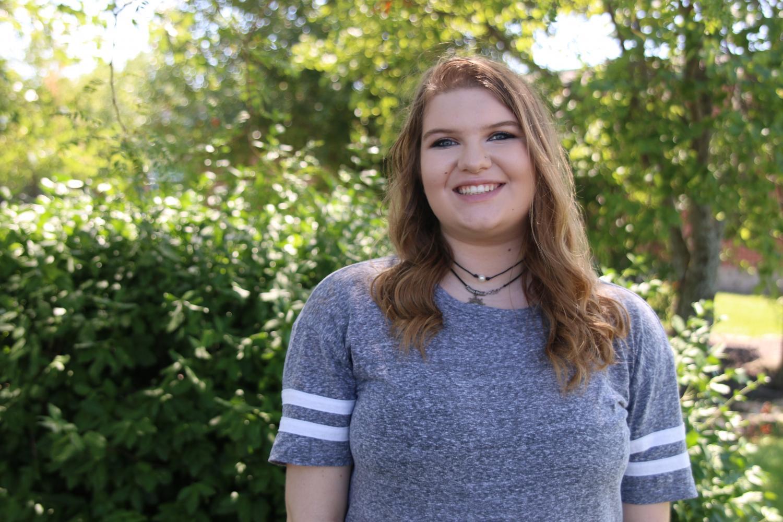 Lauren Ocker, JAG editor-in-chief