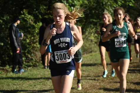 Cross Country girls place fourth and boys place 16th at Rim Rock Classic