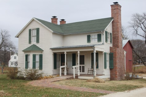 Shawnee Town transports visitors back in time