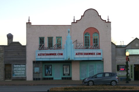 Historic Aztec Theatre will reopen its doors