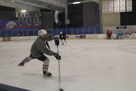 KC Ice Center offers skating opportunities for beginners and advanced skaters alike