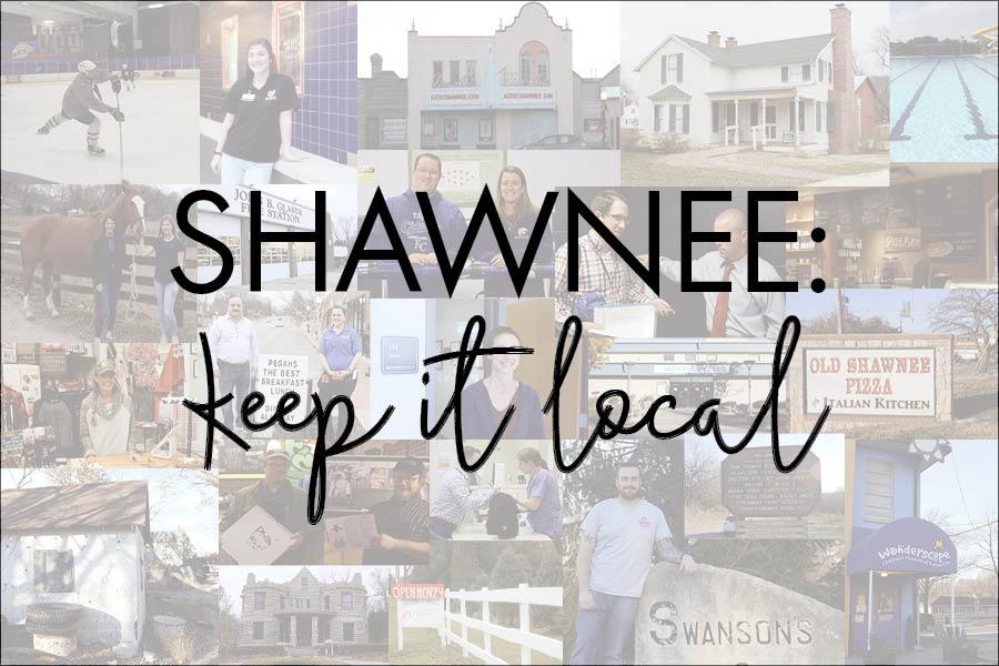 Shawnee: Keep it Local