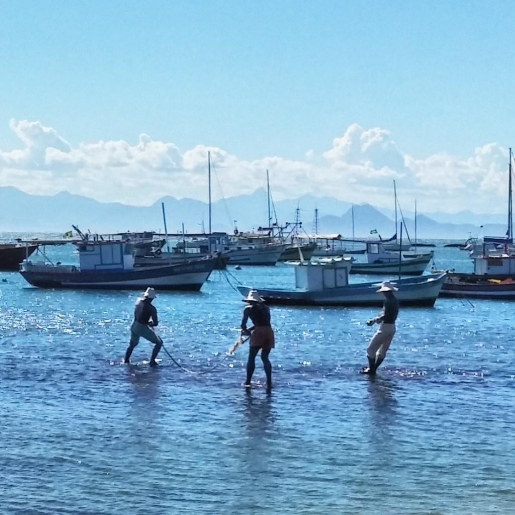 Pescadores, Búzios - RJ, by Luciana de Paula, 2016