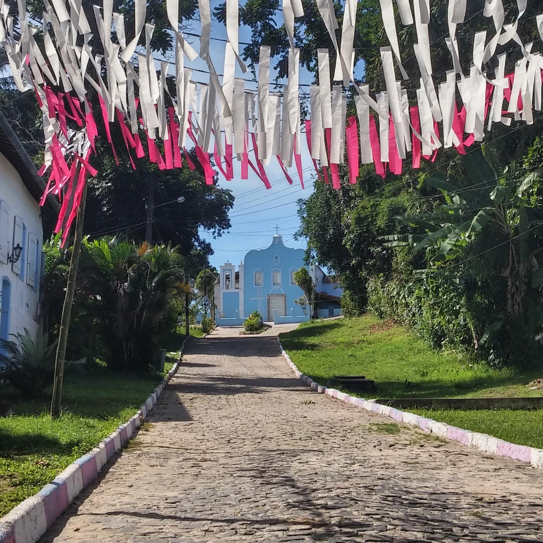 Velha Boipeba, Ilha de Boipeba - BA, by Luciana de Paula, 2016