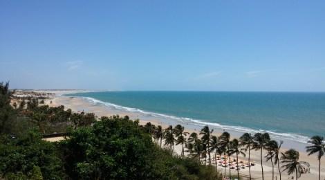 Litoral do Ceará, de Fortaleza à Flecheiras