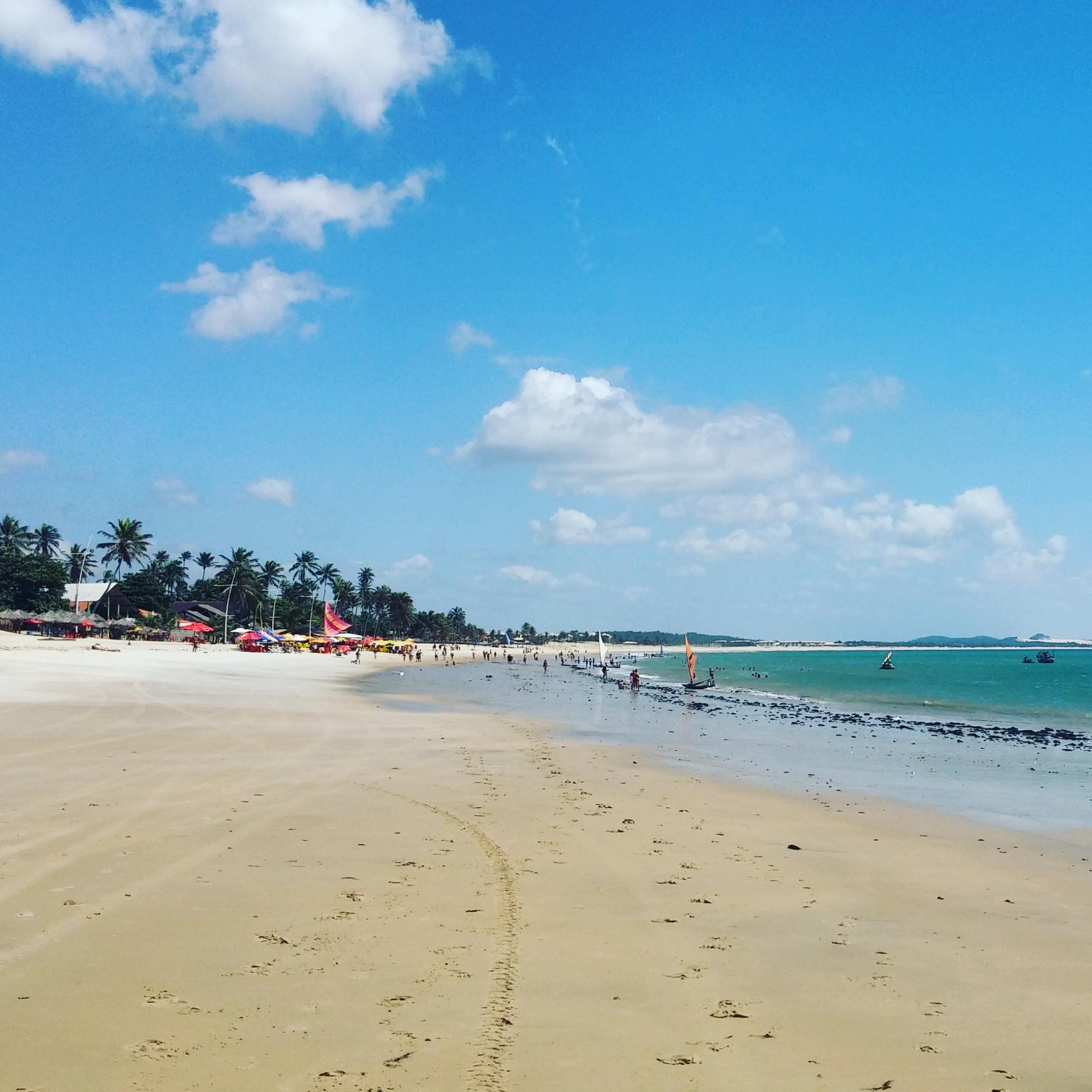 Praia do Cumbuco, Fortaleza - CE, by Luciana de Paula, 2016