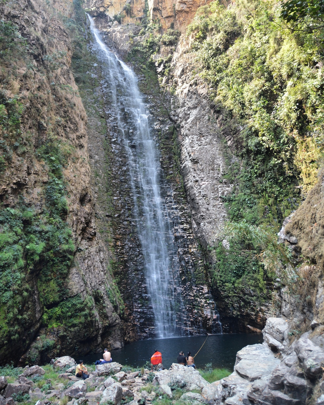 Cachoeira do Segredo, Chapada dos Veadeiros, São Jorge - GO, by Luciana de Paula, 2016