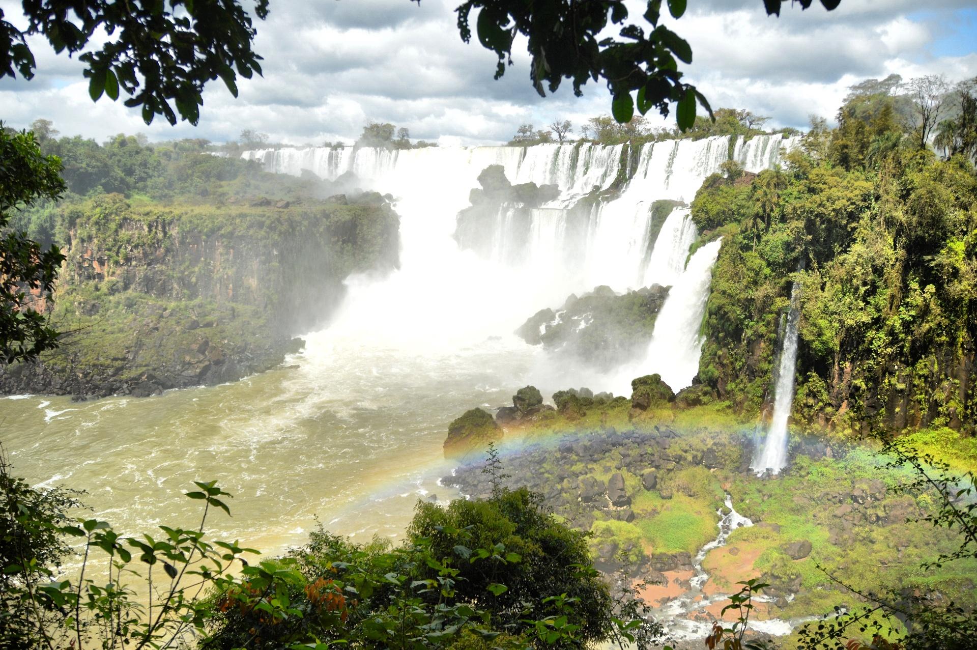 Cataratas do Iguaçu, lado argentino, Puerto Iguazu - Argentina, by Luciana de Paula, 2016