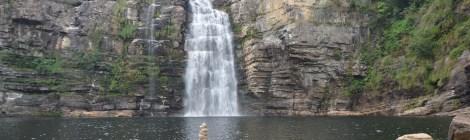 Nas trilhas e cachoeiras da Chapada dos Veadeiros