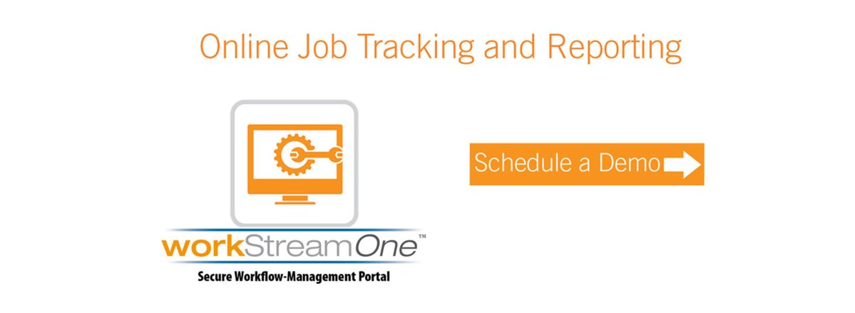 workStreamOne direct mail tracking software