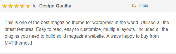 Zox News - Professional WordPress News & Magazine Theme - 3